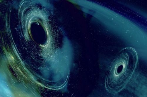 Physicists detected gravitational waves from four new black-hole mergers