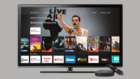 Telstra TV no longer requires a Telstra broadband connection