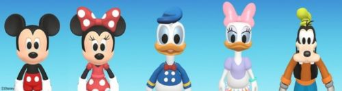 Daisy Duck & More Disney AR Emoji Hit Samsung Galaxy S9