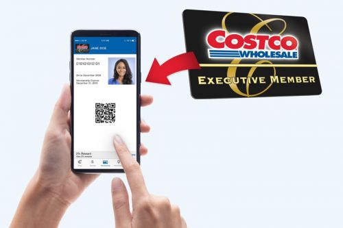 Costco App for iOS Now Supports Digital Membership Cards, Allowing for Wallet-Free Shopping Trips