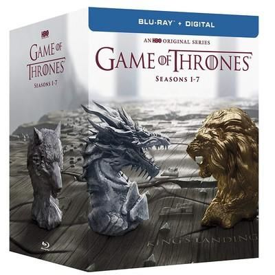 Prepare for the Game of Thrones finale with the first seven seasons down to $90 on Blu-ray
