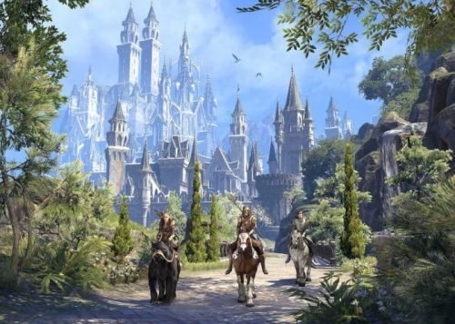 The Elder Scrolls Online Summerset Cinematic Trailer