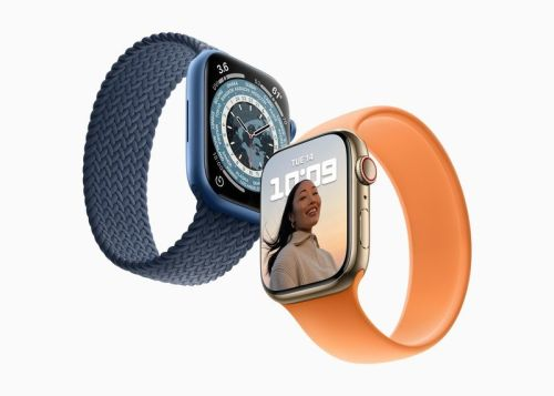 Apple Watch Series 7 shipping is already slipping to November