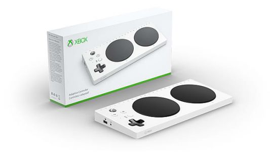 Google Stadia Will Support the Xbox Adaptive Controller