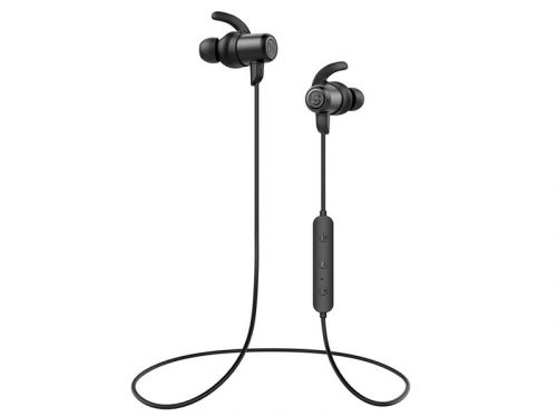 The SoundPeats water-resistant Bluetooth earbuds are on sale for $11