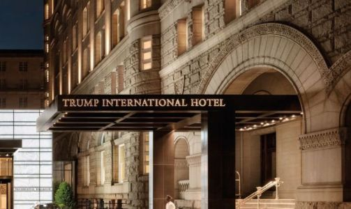 T-Mobile CEO, execs stay at Trump hotel while lobbying Trump administration