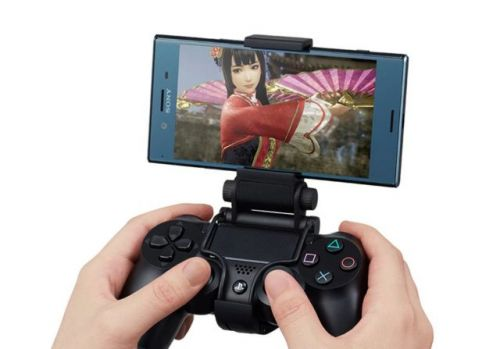 Sony's X-Mount Lets You Attach Your Phone To The DualShock 4 Controller