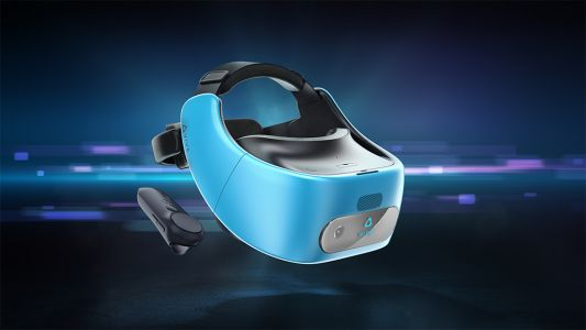 HTC Vive Focus standalone VR headset launches worldwide later this year
