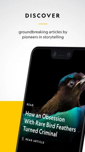 National Geographic's New App Is Here And It Looks Great