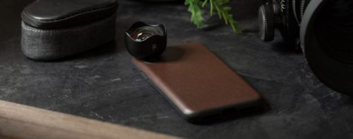 Nomad Launches iPhone X, Xs Case That Supports Moment's Lenses
