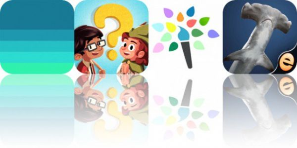Today's Apps Gone Free: Blue, Max and Meredith, Paintkeep and More