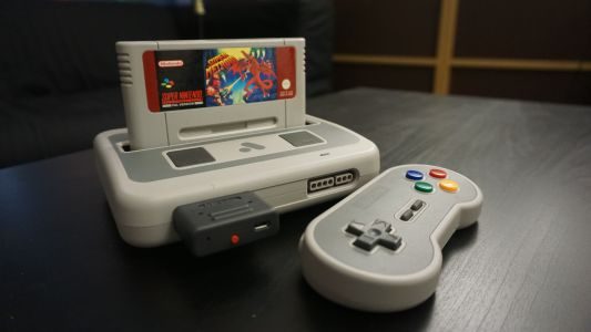 How I rediscovered the golden era of 2D gaming with the Analogue Super NT