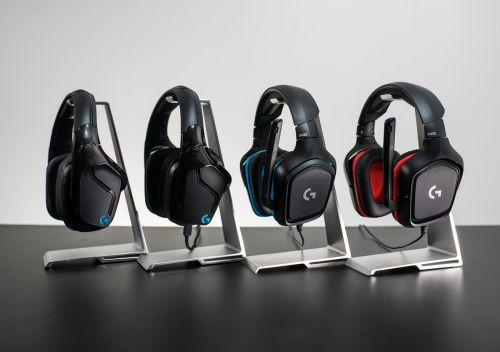 Logitech Unveils A Bunch Of G-Series Gaming Headsets