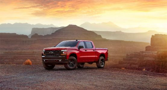 Next-Generation Chevy Silverado Truck Shows Off at Centennial Event