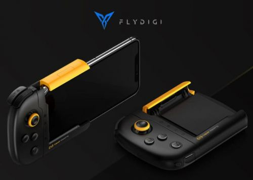 Flydigi Wasp one-handed iPhone gamepad controller