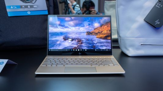 The HP Envy 13 is now thinner than ever