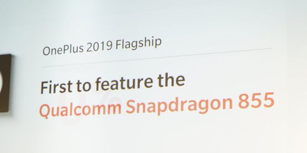OnePlus will launch the first smartphone with Snapdragon 855 in 2019