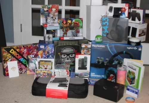 Enter for a chance to win games, hardware, and more in the 2017 Ars Charity Drive