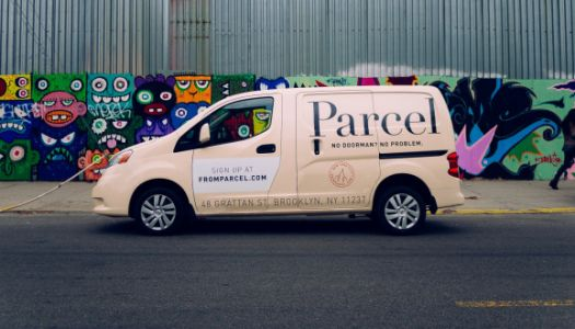 Walmart acquires NYC delivery startup Parcel as Amazon battle heats up