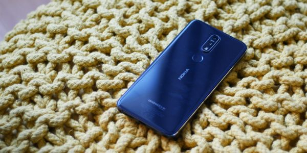 The Android 10 update is now rolling out for the Nokia 7.1