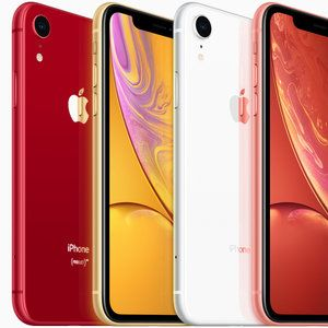 Which iPhone XR color did you pick when you pre-ordered?