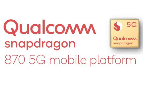 Qualcomm Unveils Snapdragon 870 5G SoC With A 3.2GHz CPU