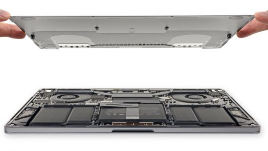 Full 2018 MacBook Pro teardown shows off bigger battery, new T2 chip, more