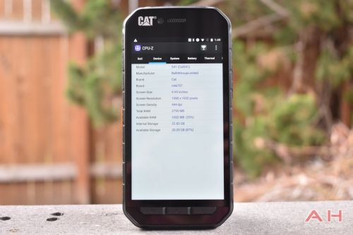 CAT S41 Review: Rugged With An Integrated Power Bank