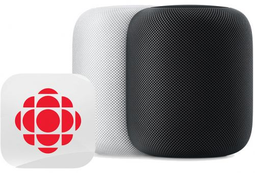 HomePod Can Now Read the News in Canada, Where Sales of the Speaker Begin Monday