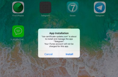 Hyper-targeted attack against 13 iPhones dropped malicious apps via MDM