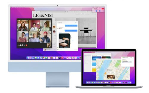 MacOS Monterey Will Let Other Macs Double As An External Display