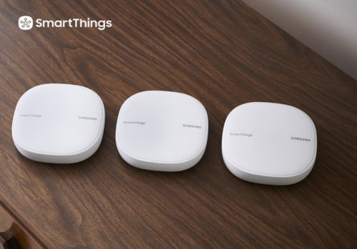 Samsung Introduces 'SmartThings Wi-Fi' Combination Mesh Router and Smart Home Hub