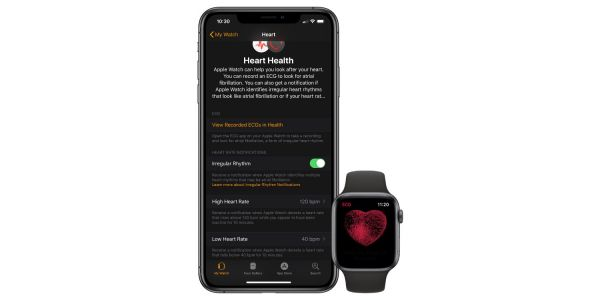 Apple Watch ECG app credited with saving UK customer just one week after launch