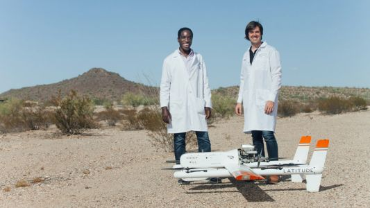 Drone sets new distance record for delivery of medical supplies