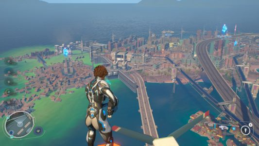 Crackdown 3 is finally here, and it feels a little half-baked