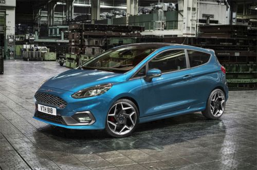 Ford Fiesta ST Won't Come Back to US