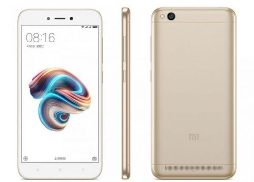 Android-Powered Xiaomi Redmi 5A Debuts With A $90 Price Tag