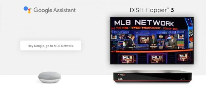 Google Assistant Now Available On DISH