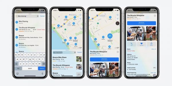 Five reasons to prefer Apple Maps over Google Maps
