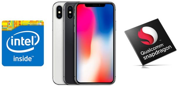 IPhone X Models With Qualcomm Modem Still Have Faster LTE Speeds Than Those With Intel Modems