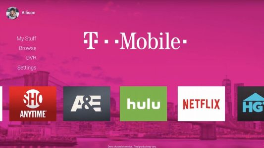 T-Mobile's 'disruptive' TV streaming service reportedly delayed until 2019