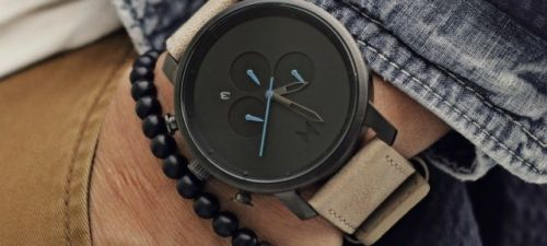MVMT Watch Startup Acquired By Movado Group