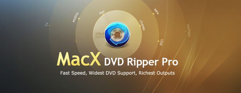 MacX DVD Ripper Pro Summer Giveaway - The Fastest Software to Rip DVD to MP4