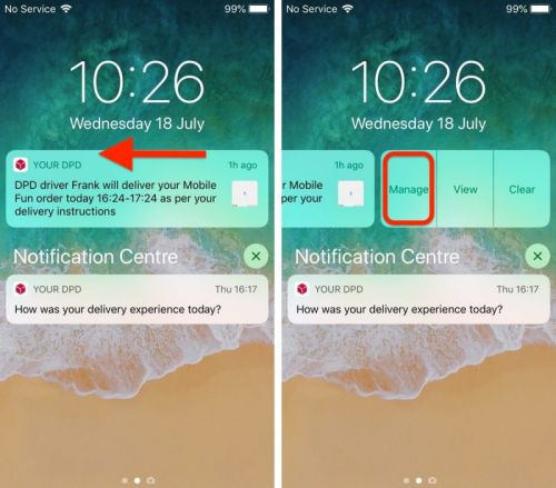 How to Use Instant Tuning in iOS 12 to Change Notification Behavior on the Fly