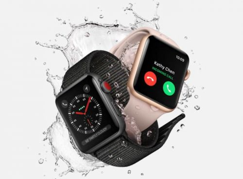 LTE Apple Watch To Cost $10 A Month