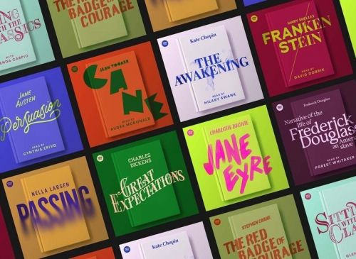 Spotify launches collection of audiobooks as it tests yet another market