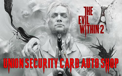 The Evil Within 2 Union Security Card Guide