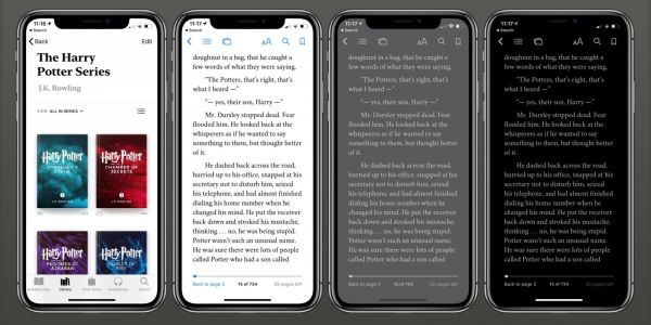 How to use dark mode with Apple Books on iPhone and iPad