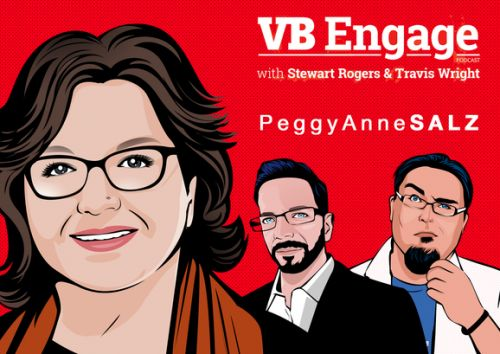 Peggy Anne Salz, mobile futures, and the crazy world of cryptocurrencies - VB Engage