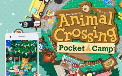 Animal Crossing Pocket Camp Lands On Wednesday